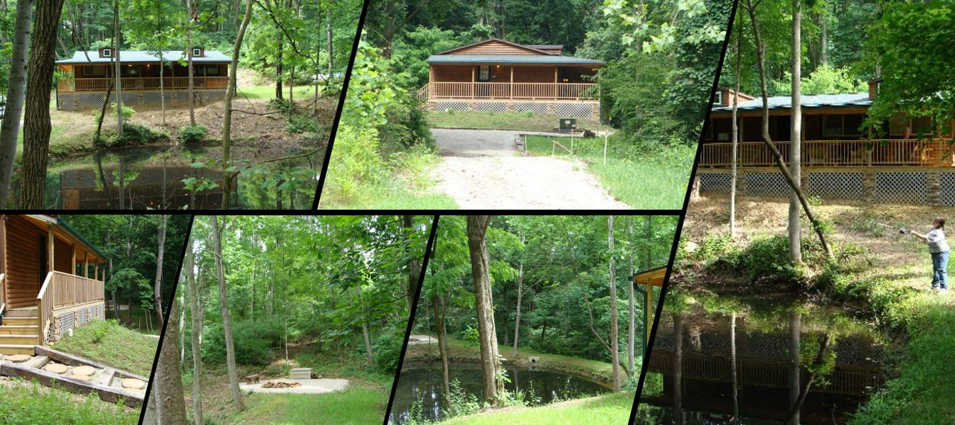 weekend cabins in ohio