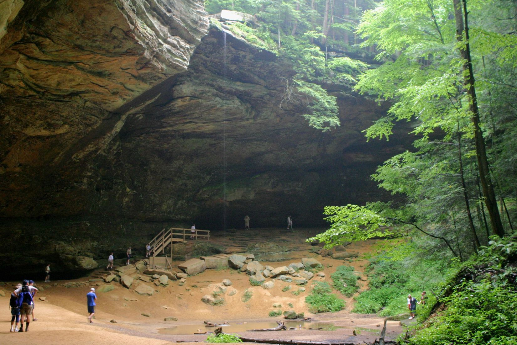 Pictures of hocking hills